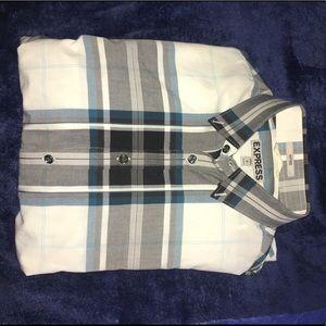 Express dress up shirt